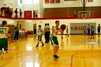 7th & 8th Grade Boys Basketball vs. Hermann  at St. Clair - Lucy Hoener