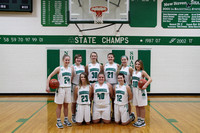 Girls Basketball Team and Sr. Individuals