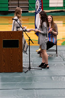 National Honor Society- Natalie Pecaut