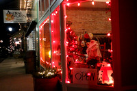 Christmas by Moonlight in downtown New Haven:  Katelyn Byers