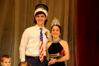 Homecoming Coronation- Katelyn Byers