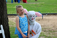 Easter Egg Hunt in the Park 2017 by Liz Hughes