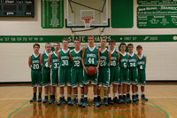 Boy's Basketball Team Photos and Individuals