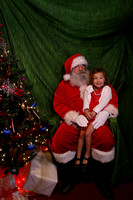 Santa at the Caboose:  Downtown New Haven
